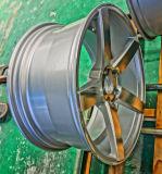 20 de Rand van het Aluminium van het Wiel van de Legering van het Merk van Vossen van de duim voor Personenauto's