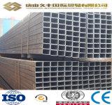 Retangular 201/304/316/carré Tuyau en acier inoxydable