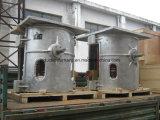 Forno ad induzione di alluminio di rame d'acciaio della fusione dei metalli del ferro