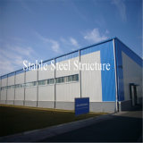 Vorfabrizierter Stahlaufbau-Metallspeicher mit niedrigen Kosten