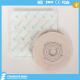 Ostomyの製造者のHydrocolloidベースプレートの45mm切られたサイズ(SKU2039045)
