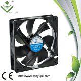 120x25mm 12V 24V DC de bajo ruido ventilador 4 cables que conducen los ventiladores de refrigeración para servidores de computadoras