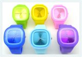 Selling caldo Silicone Watches per Promotional Gift