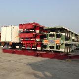 Assen 12 van Fuwa Flatbed Oplegger van de Kast van de Container