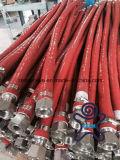 ケーブルの保護アプリケーション高温にガラス繊維のスリーブを付けること