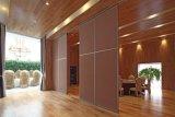 Paredes de partición movibles de aluminio de China para el hotel, exposición pasillo