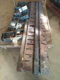 Saldatura della struttura d'acciaio di CNC lamiera sottile/dell'acciaio dolce