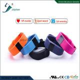 Fünf Farben TPU Brücke-intelligentes Inner-Verhältnis-Armband-des intelligenten Sport-Gesundheits-Armbandes