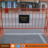 Barreras de seguridad de metal metálico extraíbles