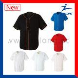 Overhemd van Jersey van het Honkbal van de Tienerjaren Sulimation van de Kleding Dedign van Healong het Eenvoudige Lege
