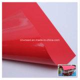 PVC cubierto vinilo Tarps/tela del poliester de 18 onzas para la cubierta del barco