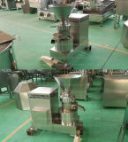 Beurre d'arachide d'anacarde d'amande de sésame faisant la machine de développement