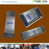 Части вырезывания лазера точности Cusotmized с изготовлением металлического листа