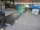 Dx51D Z120 PPGI Pre-Painted Folha de Telhado de aço corrugado galvanizado