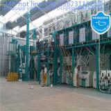 Equipamento da fábrica de moagem do milho da qualidade superior 150t