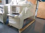 Machine semi automatique d'emballage en papier rétrécissable de film pour les bouteilles en plastique