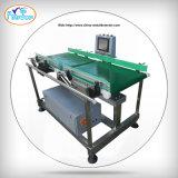 La cinta transportadora Industrial Peso Checkweigher Online
