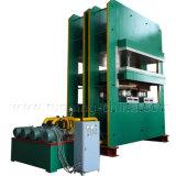 Placa grande máquina de borracha prensada de vulcanização fabricados na China