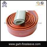 La manga de Fireglass de la manga del fuego para protege la guarnición de manguera hidráulica