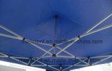 Tentes portatives à 3 x 3 m en aluminium durable pour tente