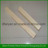 LVL de la madera de la madera contrachapada de la madera de construcción del LVL del álamo o del pino