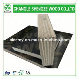 La película concreta del encofrado de los materiales de construcción hizo frente a la madera contrachapada