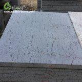 Mattonelle naturali di pavimentazione esterne della pietra della roccia vulcanica delle mattonelle