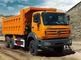 20cbm容量のBeiben 380HPのダンプトラック