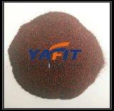 突進の石のサンドブラストのガーネット砂の研摩剤