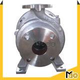 Pompe à eau horizontale centrifuge d'aspiration de la fin Ss316
