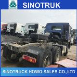 Precio de fábrica 10 ruedas 6X4 HOWO Tractor Truck para la venta