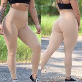 (l'yoga delle donne di assicurazione commerciale) ansima i pantaloni all'ingrosso su ordine di yoga delle ghette di forma fisica