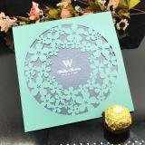 Уникально и роскошная карточка приглашения венчания