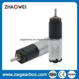 4.2V de kleine Motor van het Toestel van de Schacht van de Output van het Metaal van de Grootte gelijkstroom