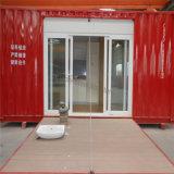 Dormitório pré-fabricado da casa do recipiente do ISO
