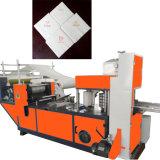 tejidos de la servilleta de 230m m que hacen la máquina plegable