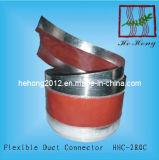 Connecteur de tuyauterie en caoutchouc de résistance thermique et d'absorption de choc (HHC-280C)