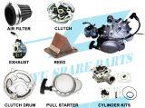 Pièces de moteur Pocket refroidies à l'eau de vélo de Polini
