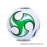 Esfera do futebol/futebol do tamanho 5 TPU para o treinamento do miúdo