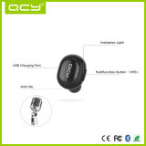 Receptor de cabeza de conducción del auricular del OEM Earbud Bluetooth pequeño mono