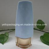 tarro cosmético del plástico del tarro de la botella cosmética de la botella del PE 50ml