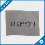 Etiquetas tecidas personalizadas ricas/etiquetas de Mian para o fato