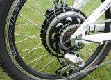 36 10ah LiFePO4電池が付いているEのバイクの携帯用Eバイクを折る400W Feb600fのFoldable電気自転車