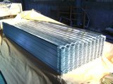 0.13mm galvanisierten gewölbtes Dach-Blatt