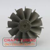 Gt15 708450-0016 per l'asta cilindrica diritta della rotella di turbina 740611
