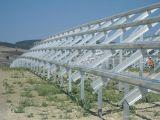가장 새로운 완전한 세트 경사 지붕 태양 전지판 설치 시스템