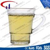 Tasse à café en verre transparent de 120 ml avec main (CHM8335)