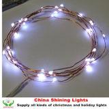 クリスマスLED妖精電池ライト