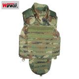 Tarnung-Schutzkleidung für Militär (MCQFH-WW)