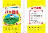 China bildete Startwert- für Zufallsgeneratorplastik gesponnenen Beutel mit Qualität